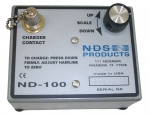 ND 100 Dosimeter Charger -- Battery Powered